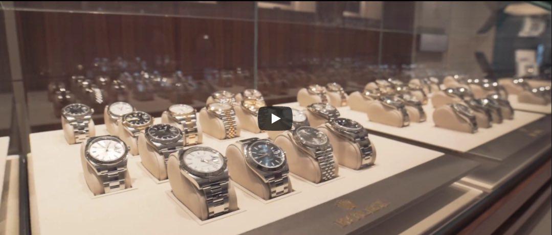Bijouterie Desitter – Rolex event