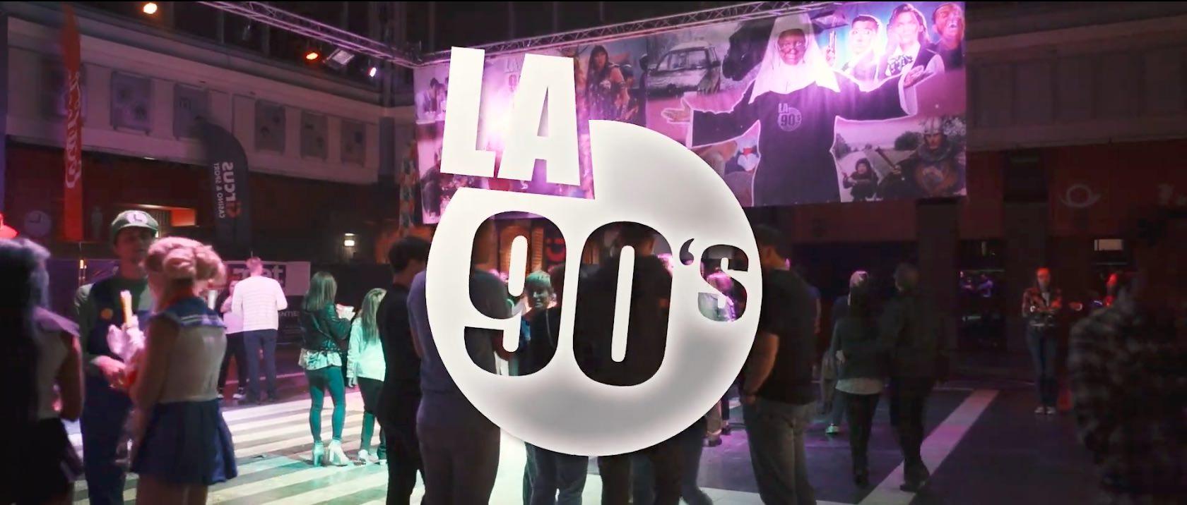 La 90's 2019 Aftermovie