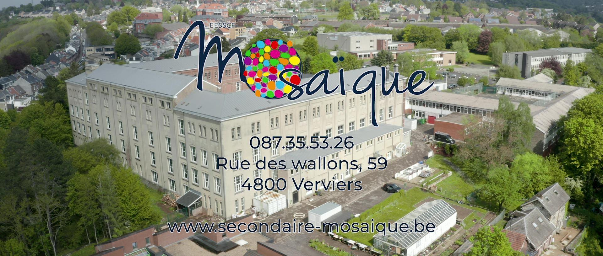 EESSCF Mosaïque – Présentation