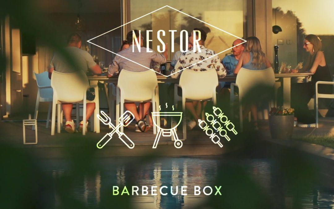 BBQ Box by Nestor